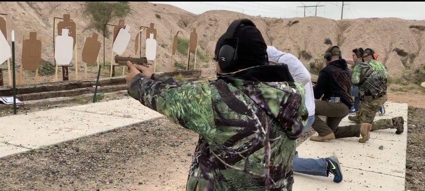 Practical Pistol 103